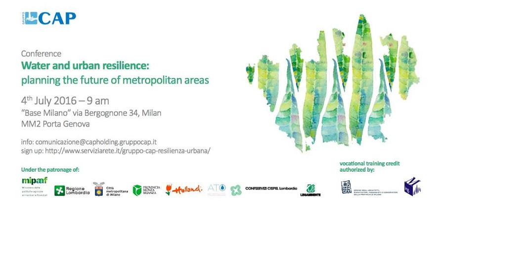 Flyer CAP Seminar on Territorial Resilience